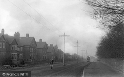 Chester, Hough Green West 1906