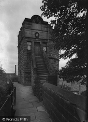 Chester, King Charles Tower 1949