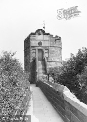 Chester, King Charles Tower c.1930