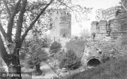 Chester, Museum Tower c.1880
