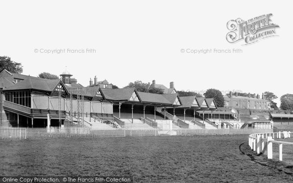 Photo of Chester, New Grandstand 1900