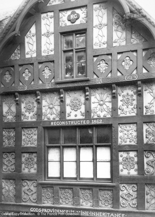 Chester, Providence House 1891