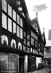 Chester, Stanley Palace 1895