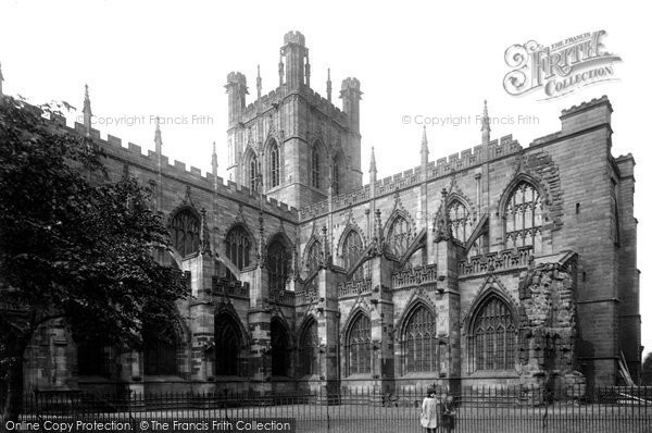 Photo of Chester, the Cathedral 1903, ref. 49892
