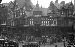 Chester, The Cross 1949