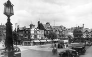 Chester, the Market Square c1959
