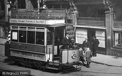 Chester, Tram 1903