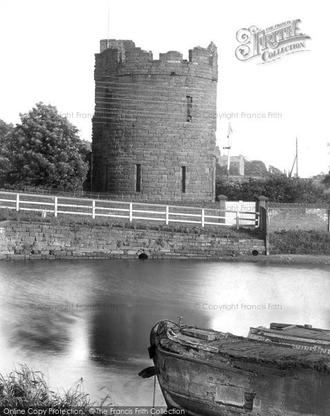 Photo of Chester, Water Tower 1891