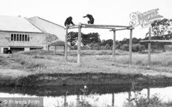 Chester Zoo, Chimpanzee Island 1957