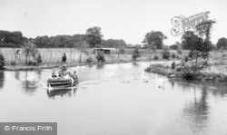 Chester Zoo, Motor Boat Trips c.1950