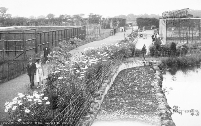 Photo of Chester Zoo, The Breeding Avaries c.1950