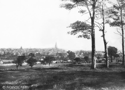 Chesterfield, 1902