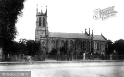 Chesterfield, Brampton Church 1902