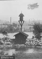 Dovecote In The Park 1896, Chesterfield