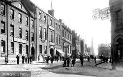 High Street 1902, Chesterfield