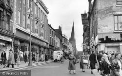 High Street 1952, Chesterfield