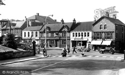 Chesterfield, Holywell Street 1954