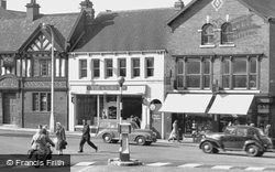 Holywell Street 1954, Chesterfield