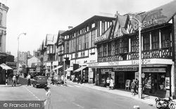 Chesterfield, Holywell Street c.1960