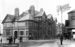 Chesterfield, Hotel Portland 1902