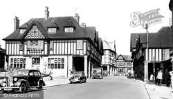 Chesterfield, Knifesmithgate c.1955