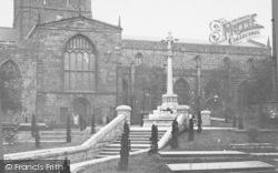 Memorial Cross 1919, Chesterfield