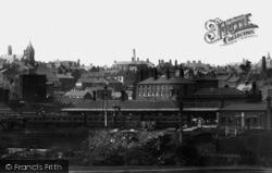 Midland Station 1896, Chesterfield