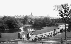 Chesterfield, Queen's Park 1902