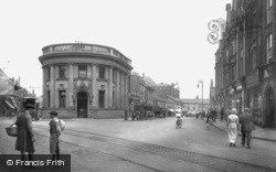 Stephenson Place 1914, Chesterfield
