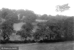 Chesterfield, Tapton Park 1902