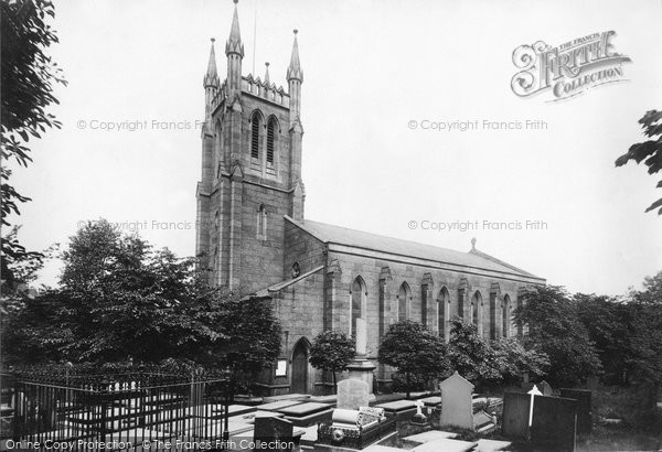 Chesterfield, Trinity Church 1896