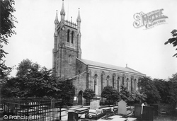 Trinity Church 1896, Chesterfield