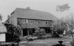 Golf Club House c.1955, Chestfield
