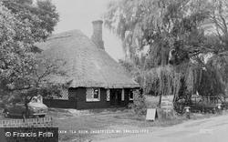 Ye Olde Barn Tea Room c.1955, Chestfield