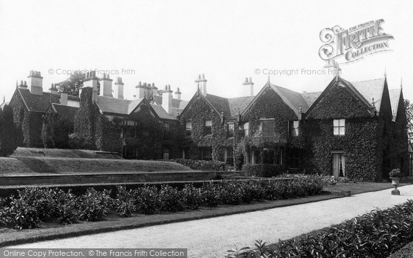 Photo of Chetwynd, Chetwynd House 1898