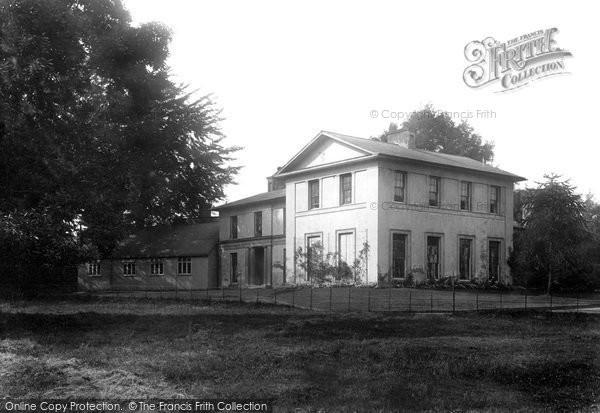 Photo of Chetwynd, Grove School 1898