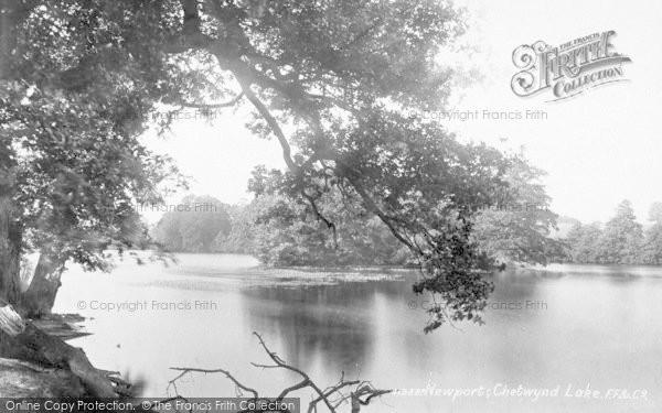 Photo of Chetwynd, Lake 1898