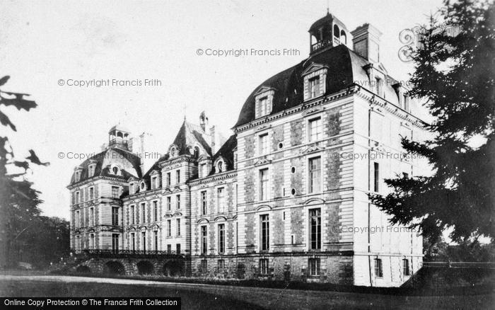 Photo of Cheverny, Chateau De Cheverny c.1935