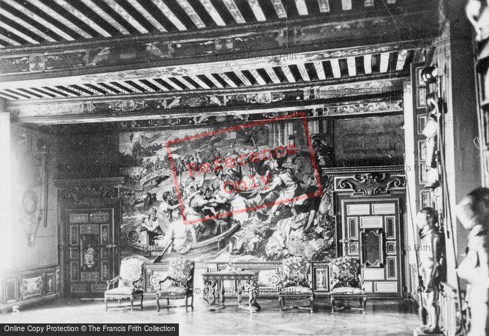 Photo of Cheverny, Chateau De Cheverny, Interior c.1935