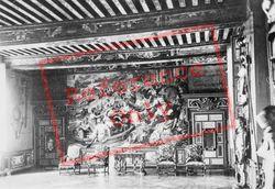 Chateau De Interior c.1935, Cheverny
