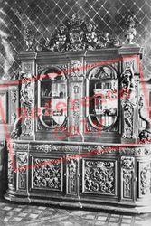 Chateau De Ornate Cabinet c.1935, Cheverny