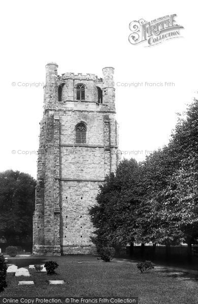 Photo of Chichester, Bell Tower 1892