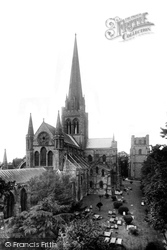 Chichester, Cathedral 1923