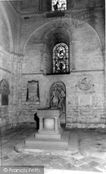 Chichester, Cathedral Baptistry c.1965