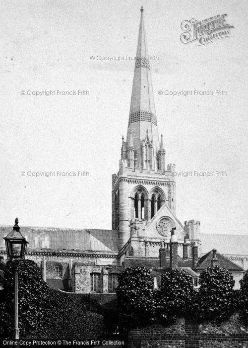 Photo of Chichester, Cathedral c.1890