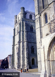 Chichester, Cathedral c.1980