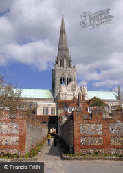 Chichester, Cathedral c.2005