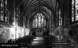 Chichester, Cathedral, Lady Chapel c.1965