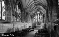 Chichester, Cathedral Lady Chapel c.1965