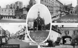 Chichester, Composite c.1955